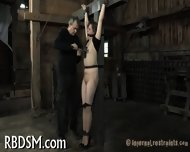 Boxed Up Beauty Is Tortured - scene 11