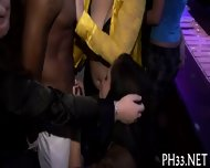 Salacious Group Pleasuring - scene 9