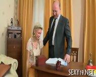 Delightful Anal Sex With Teacher - scene 2