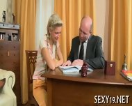 Delightful Anal Sex With Teacher - scene 3