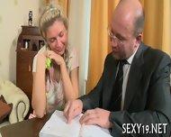 Delightful Anal Sex With Teacher - scene 4