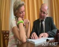 Delightful Anal Sex With Teacher - scene 7
