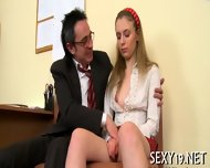 Zealous Drilling From Old Tutor - scene 10