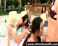 Naughty Cfnm Chicks Use Guys For Sex Outdoors - scene 10