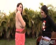 Massive Cock In Babe S Cunt - scene 2