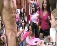 Salacious Blowjob Party - scene 9