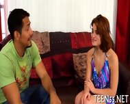 Eager Teen Practices With Cock - scene 2