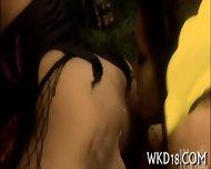 Throbbing Dong In Snatch - scene 9