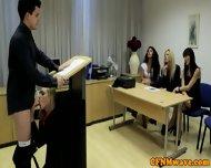 Cfnm Voyeur Gives A Sneaky Suckjob - scene 10