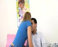Teenie Is Seduced And Then Fucked - scene 5