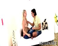 Filling Beautys Wet Mouth - scene 2