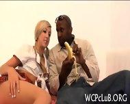 White Ass For Black Cock - scene 5