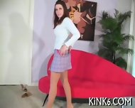 Kinky Teaser In Sexy Pantyhose - scene 6