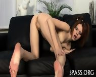 Spooning A Lovely Fuck Hole - scene 6