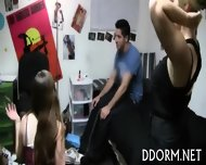 Arousing And Hot Orgy Party - scene 11
