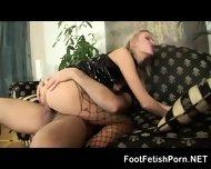 Randy High Heels Fetish Blonde - scene 11