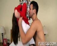 Horny Chick Gives Wet Fellatio - scene 8