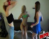 Sexy Hot Chick Jenna Fucking A Large Dick - scene 4