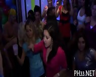 Sexy And Raucous Partying - scene 3