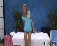 Stroking Beautys Hot Lust - scene 1