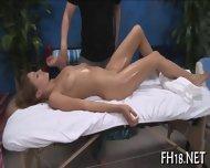 Stroking Beautys Hot Lust - scene 10