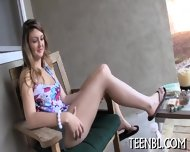 Filling Babes Mouth With A Willy - scene 1