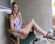 Filling Babes Mouth With A Willy - scene 3