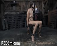 Hard Spanking For Masked Babe - scene 5