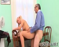 Sensual Tutoring With Teacher - scene 2