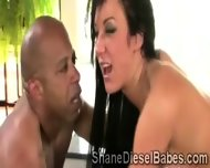 Shane Diesel Pounds A Milf In Front Of Her Husband - scene 1