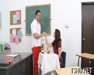 Dirty School Checkup - scene 5