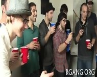 Gangbang With Slutty Gals - scene 4