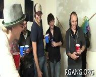 Gangbang With Slutty Gals - scene 6