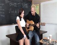 Schoolgirls Going Bad - scene 1