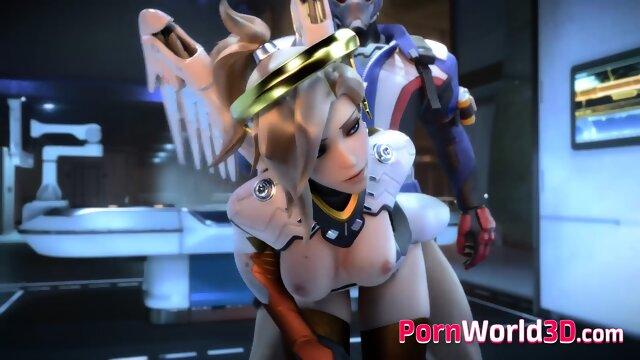 Gentle Heroes from Video Games Fucks