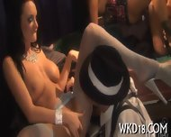 Gal Performs Rodeo On Rod - scene 5