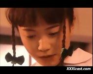 Asian Schoolgirl Bondage - scene 10