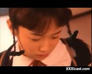 Asian Schoolgirl Bondage - scene 7