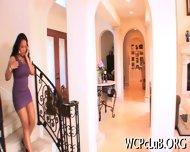 Ebony Stud Bangs Cutie - scene 3