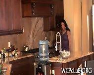 Ebony Stud Bangs Cutie - scene 4