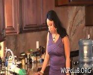 Ebony Stud Bangs Cutie - scene 5