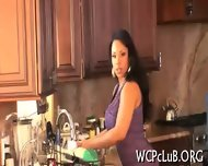 Ebony Stud Bangs Cutie - scene 6