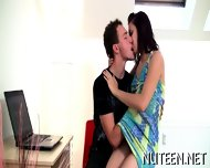 Filling Babes Tunnel With Cock - scene 1