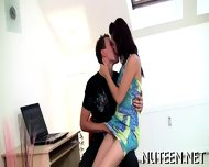 Filling Babes Tunnel With Cock - scene 3