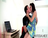 Filling Babes Tunnel With Cock - scene 4