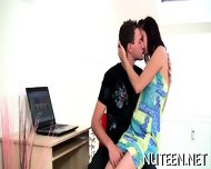 Filling Babes Tunnel With Cock - scene 5