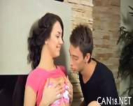 Pussy Licking And Drilling Lesson - scene 3