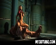 3d Jean Grey Getting Fucked Hard By The Juggernaut - scene 12