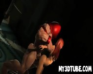 3d Jean Grey Getting Fucked Hard By The Juggernaut - scene 4