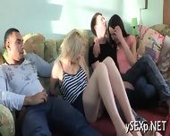 Unstoppable Group Sex Action - scene 1